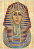 Egyptian King Tut Poster Poster
