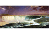Frederick Edwin Church Niagara Art Print Poster Masterprint
