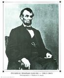 Mathew B. Brady President Abraham Lincoln Art Print Masterprint