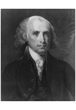 James Madison (Portrait) Art Poster Print Posters