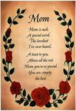 Mom Poem Photo