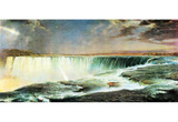 Frederick Edwin Church Niagara Falls Art Print Poster Masterprint