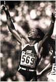 Florence Griffith-Joyner 1988 Olympics Archival Photo Sports Poster Print Prints