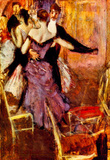 Giovanni Boldini Ballerina in Mauve Art Print Poster Masterprint
