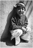 Mexican Boy Smiling Archival Photo Poster Print Poster