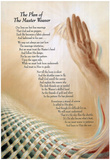 Master Weaver God prayer religious motivational POSTER Prints