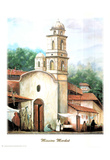 Mission Market Mexico Art Print Poster Photo