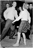 Doing the Twist 1965 Archival Photo Poster Photo