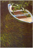 Claude Monet The Boat Art Print Poster Prints