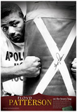 Floyd Patterson on the Heavy Bag Archival Photo Sports Poster Print Posters