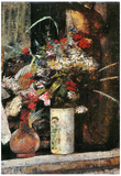 Leo Lesser Ury Blooms Art Print Poster Posters