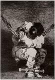 Francisco de Goya y Lucientes (Prisoner (I)) Art Poster Print Posters