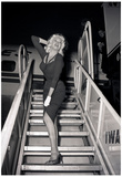 Jayne Mansfield TWA Archival Photo Movie Poster Print Print