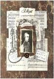 Linda Jade Charles Mozart Art Print Poster Posters