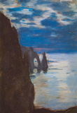 Claude Monet Etretat Art Print Poster Masterprint