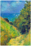 Claude Monet Pourville 2 Art Print Poster Prints