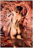 Giovanni Boldini In the Laundry Art Print Poster Prints