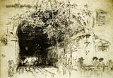 James Whistler The Traghetto No 2 Art Print Poster Masterprint