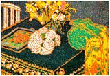 Joseph Rippl-Ronai Chrysanthemums Art Print Poster Obrazy