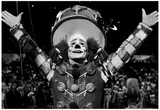Circus Clown Archival Photo Poster Print