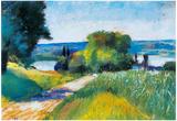 Leo Lesser Ury Sea and Landscape Art Print Poster Prints