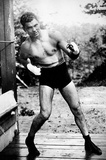 Jack Dempsey Boxing Pose Archival Photo Sports Poster Print Masterprint