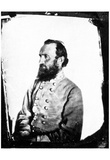 General Stonewall Jackson (Portrait) Art Poster Print Prints