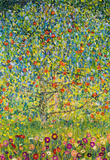 Gustav Klimt (Apple Tree) Art Poster Print Masterprint