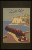 Discover Puerto Rico (Where the Americas Meet) Art Poster Print Masterprint