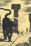 Edouard Manet Rendevouz of Cats Art Print Poster Masterprint