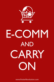 Ecom and Carry On Humor Print  Poster Masterprint