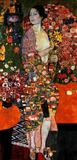 Gustav Klimt (Tanzerin) Art Poster Print Masterprint