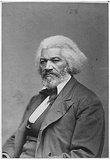 Frederick Douglass Seated Portrait Archival Photo Poster Print Plakaty