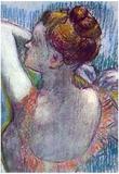 Edgar Degas Dancer Art Print Poster Prints