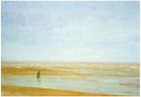 James Whistler Sea and Rain Art Print Poster Posters