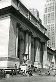 New York City Public Library 1950 Archival Photo Poster Print Masterprint