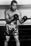 Joe Louis Boxing Pose 2 Archival Photo Sports Poster Print Masterprint