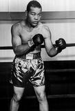 Joe Louis Boxing Pose 2 Archival Photo Sports Poster Print Masterprint