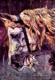 Giovanni Boldini Head of a Horse Art Print Poster Masterprint