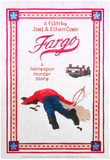 Fargo Official Movie Poster Print Prints