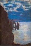 Claude Monet Etretat Art Print Poster Posters