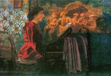 Felix Vallotton The Piano Art Print Poster Masterprint
