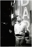 Jack Kerouac Bar Archival Photo Poster Print Lámina