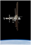 International Space Station 2011 2 Photo Poster Prints