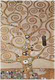 Gustav Klimt (Tree of Life, Stoclet Frieze, Detail) Art Poster Print Posters
