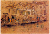 James Whistler Fondamenta dei Mori Art Print Poster Prints