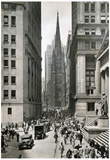 New York City Church Archival Photo Poster Print Poster
