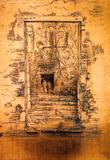 James Whistler Garden Art Print Poster Masterprint
