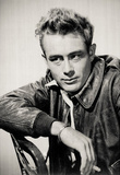 James Dean Smoking Archival Photo Movie Poster Print Masterprint