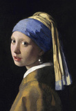 Johannes Vermeer Girl with a Pearl Earring Art Print Poster Masterprint